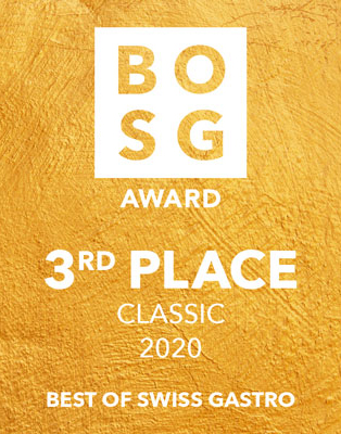 Best Swiss Gastro Award 2019